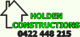 Holden Constructions