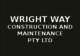 Wright Way Construction And Maintenance Pty Ltd