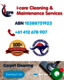 I-care cleaning & maintenance services