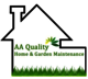 Aa Quality Home & Garden Maintenance
