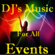 Dj's Music For All Events
