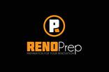 Reno prep on black