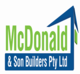 Mc Donald & Son Builders Pty Ltd
