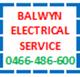 Balwyn Electrical Service