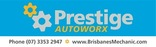 Prestige autoworx sign