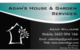 Adams House & Garden Services