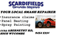 Scardifields TRUCK AND CAR Smash Repairs
