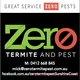 Zero Termite And Pest