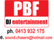 PBF DJ Entertainment