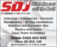 SDJ Plumbing and Gas Pty Ltd