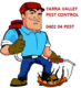 Yarra Valley Pest Control & Inspections