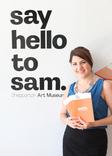 Sam marketing co ordinator amina barolli has worked on
