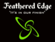 Feathered Edge Plastering
