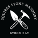 Stonemason in Byron Bay