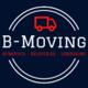B Moving