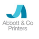 Abbott & Co Printers