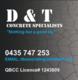 D & T Concrete Specialists