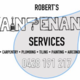 Roberts Maintenance Services
