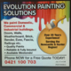 Evolution Painting Solutions