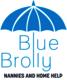 Blue Brolly