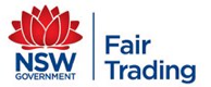 Licence  nsw fair trading